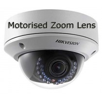 HIKVision DS-2CD2742FWD-IZ-S 4MP Motorised Vandal Resistant Dome IP Network Camera with 30m IR
