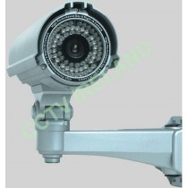 60m 600 TVL Day / Night 50pc IR Led CCTV camera 9-22mm