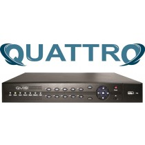 Onyx Quattro 4 in 1 CCTV Recorder. Use TVI, AHD, IP or even older analogue Cameras