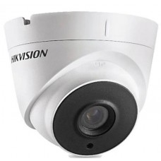 DS-2CE56F7T-IT3 3Mega-Pixel Turbo 3.0 TVI Turret Dome Camera with 40m IR NightVision & WDR