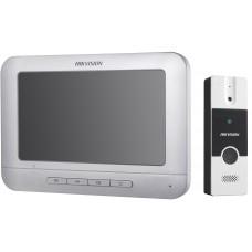 DS-KIS202 Analogue 4 Wire Video Door Phone