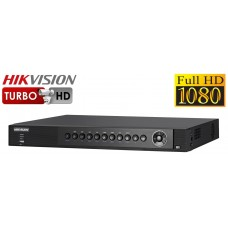 DS-7216HUHI-F2 16 Channel HD Turbo 3.0 up to 5MP Turbo TVI Recorder 4TB Hard Drive