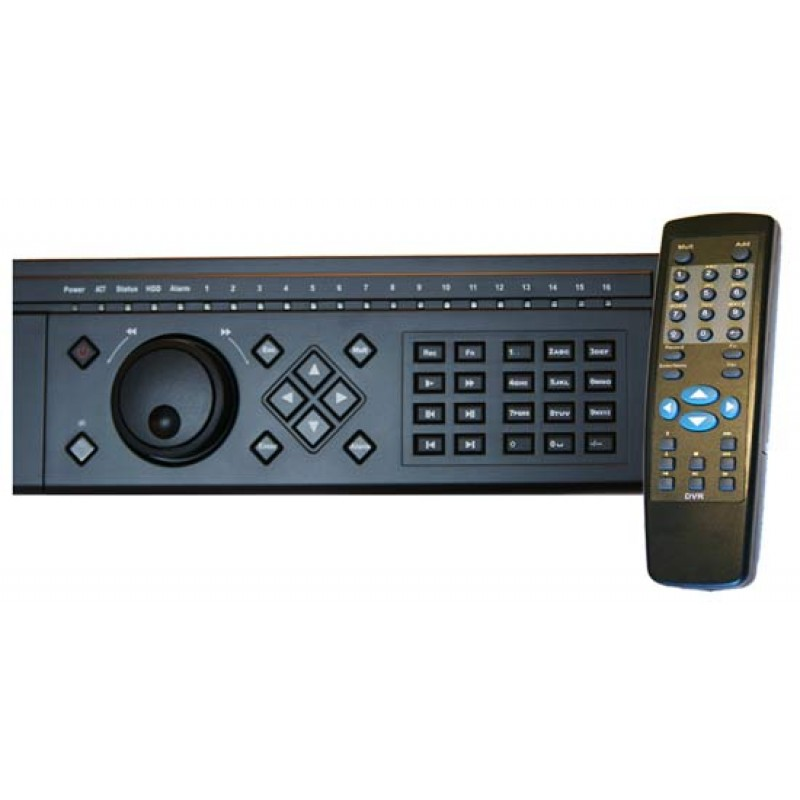 Apollo HD1 Lite 32 Channel D1 Quality Low cost 2TB CCTV Recorder