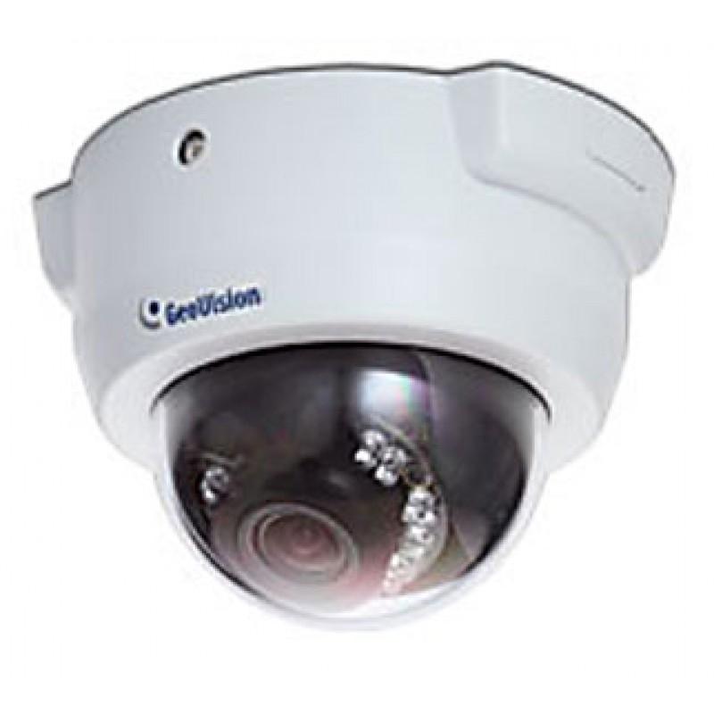 3 Mega-Pixel Vandal Resistant IP IR Dome Camera 3MP ...