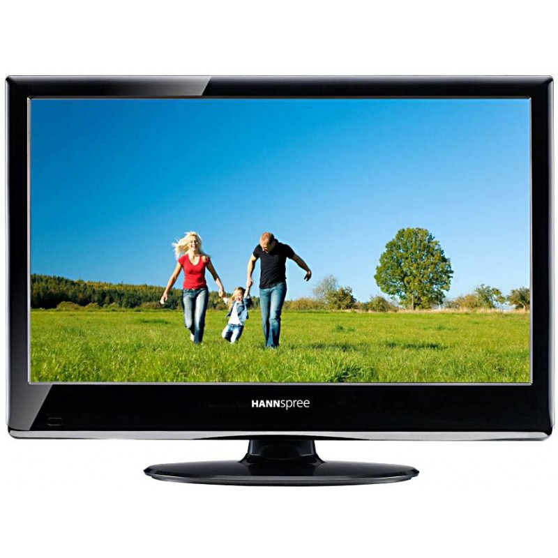 "Hannspree SJ19DMAB 19"" Wide LCD TV"
