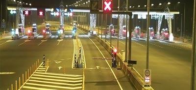 Toll Road CCTV Installation