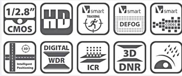 DS-2DF7276-A 1.3MP 30 X Zoom HD Intelligent Smart Tracking PTZ camera 120m IR