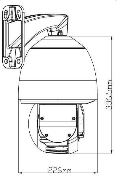 PTZ-TVI-20 TVI Schematic