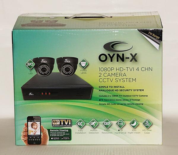 Budget High Definition CCTV Lit Online Ireland