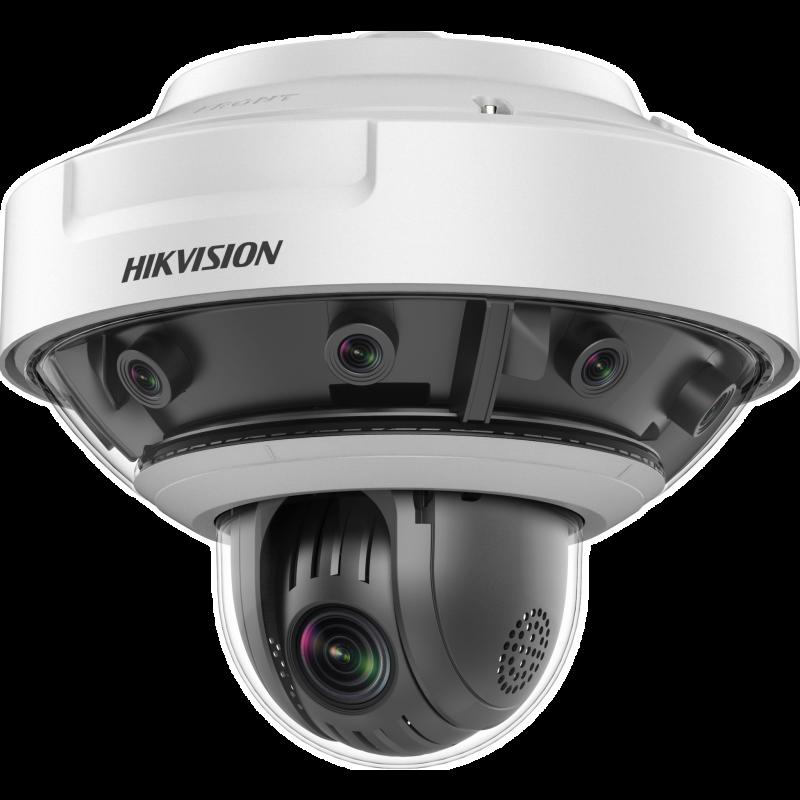 DS-2DP1636Z-D PanoVu series 360°Panoramic+PTZ Camera