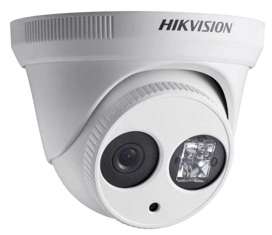 DS-2CE56D5T-IT3 HIKVision Full HD TVI Dome Camera With 40m IR & CVBS  Analogue Output