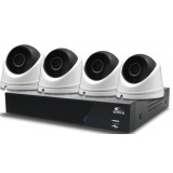 Oynx 4 Channel CCTV Kit with 8 Channel Recorder