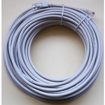20 Metre CAT5 Ethernet Cable - Readymade IP Camera and Computer cable