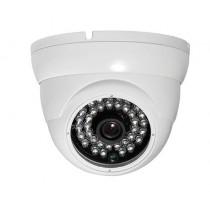 700TVL CCTV Vandal Dome White Camera 25m External
