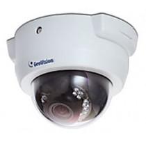 3 Mega-Pixel Vandal Resistant IR Dome Camera
