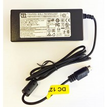 HIKVision Replacement Power Supply Adapter 12Volt 3.3 Amp for 4, 8 and 16 Channel DVRs