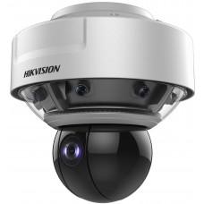 DS-2DP0818ZX-D-236 PanoVu Series 180°Panoramic + PTZ Camera