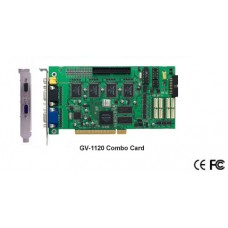 GV-1120 8 Channel CCTV Video Capture Card 100fps