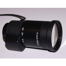 5-40mm Direct Drive Auto Iris lens