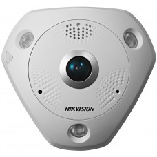 DS-2CD63C2F-IS HD 12mp 360º View Fisheye Camera