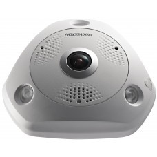 DS-2CD63C2F-IVS HD 12mp 360º View Fisheye Camera