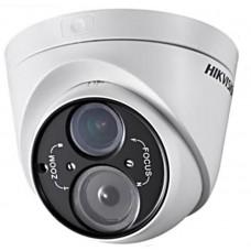 DS-2CE56D5T-VFIT3 Full HD Vari-focal Turbo TVI & Analogue CVBC Dome Camera 2.8-11mm lens
