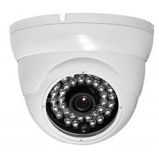 1,000TVL 960H Dome IR Camera Fixed Wide Angle lens