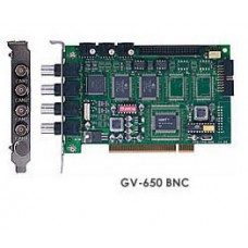 GV-650 4 Channel CCTV Video Capture Card 50fps