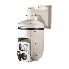 35X Optical Zoom PTZ camera with 100 metre IR Night-Vision