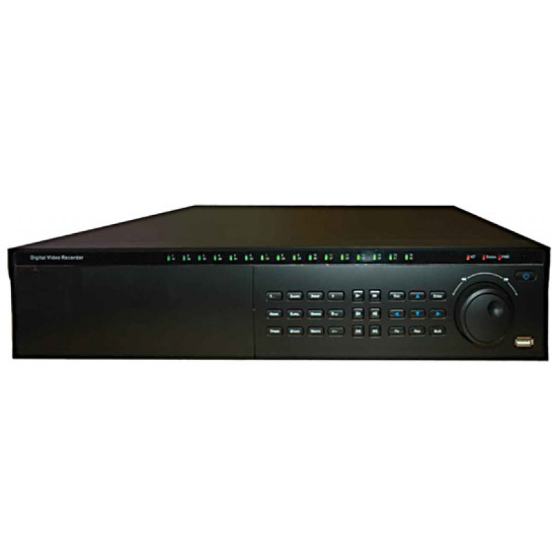 Apollo HD1 Lite 32 Channel D1 Quality Low cost 4TB CCTV Recorder