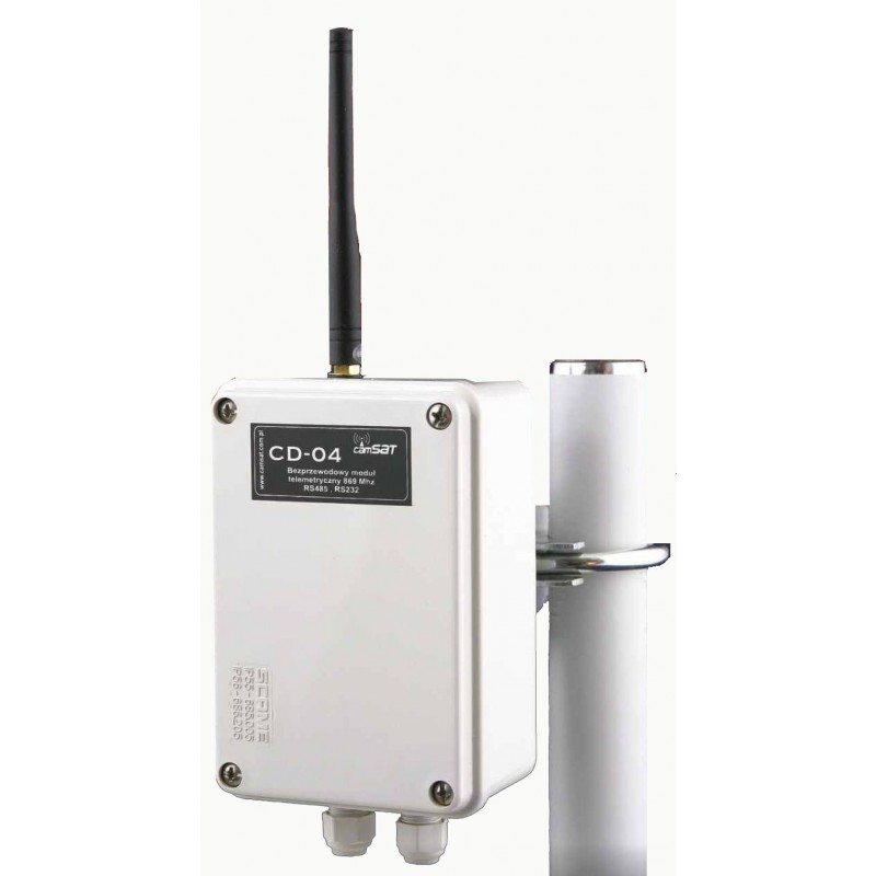Camsat CD-04 PTZ Wireless Telemetry Controller with 6km Range