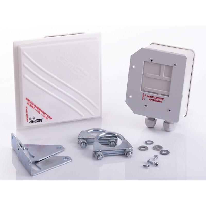 1.5KM Range 5.8Ghz Professional Transmitter/Receiver