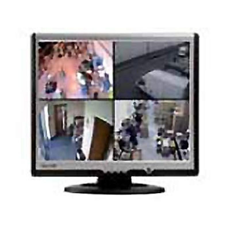"LCD 19"" CCTV Monitor BNC,VGA,HDMI Inputs for Professionals"