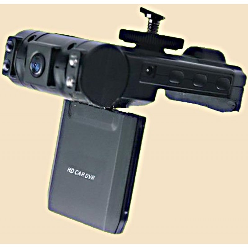 Car/Taxi Camera recorder Record Video & Sound Dual lens