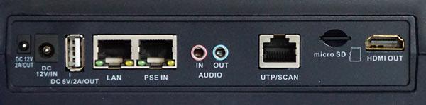 CCTV Tester Side Panel