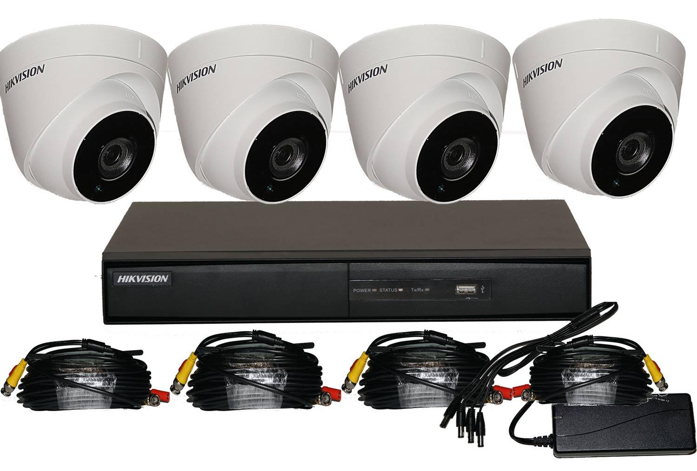 cc0000adb HIKVision CCTV Kit with super-sharp images and fantastic 40 metre ...