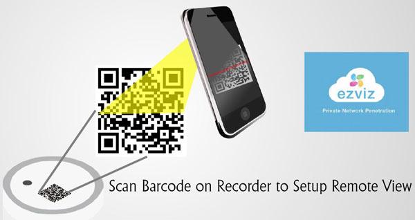HIKVision EzViz Remote Mobile App