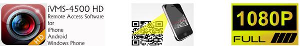 HIKVision DS-7316HGHI-SH iVMS mobile app