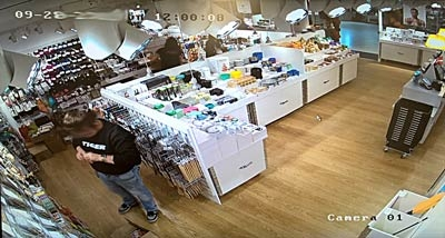 Retail Store CCTV Installations
