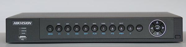 DS-7204HUHI-F2-N Turbo TVI Front