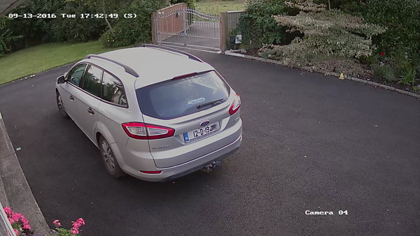 DS-2CE56D7T-IT3 Sample Image WDR Turbo Dome from HIKVision