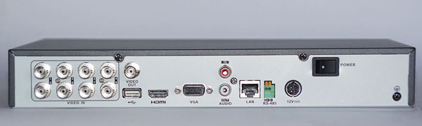 Onyx Mach 2 Full HD TVI CCTV Recorder